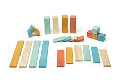 24 Piece Tegu Magnetic Wooden Block Set, Sunset ** Read more reviews of the product by visiting the link on the image. We are a participant in the Amazon Services LLC Associates Program, an affiliate advertising program designed to provide a means for us to earn fees by linking to Amazon.com and affiliated sites.