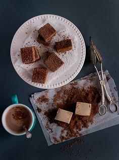 raspberri cupcakes: Milo (Chocolate Malt) Marshmallows