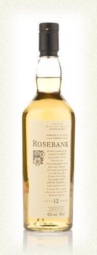 Rosebank 12 Year Old - Flora and Fauna series
