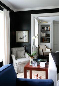 benjamin moore soot 2129-20 sitting room