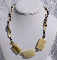 Twisted Colors Necklace
