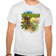 Tiki's Margarita Day T-Shirt