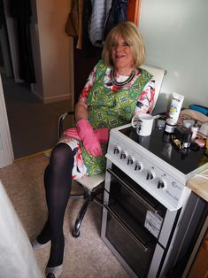 Sissy Maid, Housewife, Crossdressers, Stay At Home Mom