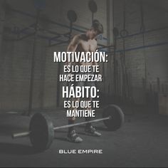 Blue empire is a team of businessmen that brings together the experience of years in the personal and financial development sector. Life Learning, Gym Quote, Business Motivation, Just Do It, Gym Workouts, Best Quotes, Coaching, Inspirational Quotes, Wisdom