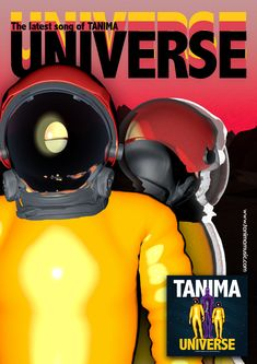 UNIVERSE the latest song of TANIMA - COMING IN JANUARY 2018