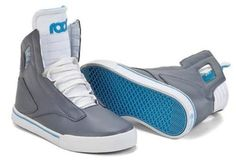 Radii Kids Noble Vlc Grey Blue White Radii Footwear. $49.95
