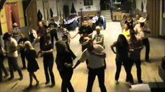 Jackson Strait (Partner Dance) - 1 wall version
