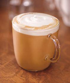 Caffè Latte: Rich, full-bodied espresso in steamed milk, lightly topped with foam.