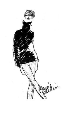 Sketch | Bonnie Cashin