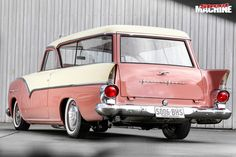 CUSTOM-HOLDEN-FB-NOMAD-rear Custom Muscle Cars, Custom Cars, Retro Cars, Vintage Cars, Holden Monaro, Holden Australia, Gal Gardot, Australia Kangaroo, Australian Cars