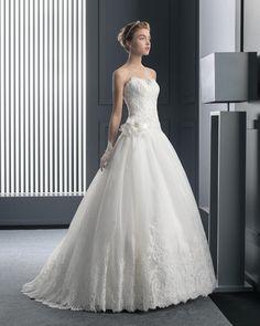 Robe Reus couture mariage