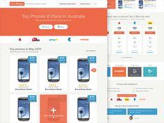 WhatPhone Redesign by Bota Iusti