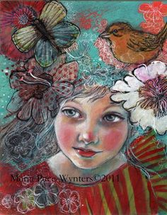 Awaking dreams by Maria Pace Wynters