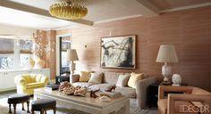Cameron Diaz house (living room)