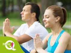 In einem gesunden Körper wohnt ein gesunder Geist. Das wusste schon der Dichter Juvenal. Was er nicht wissen konnte: Mein Q – Dein Fitness-Quark enthält viel Molkenprotein und wenig Fett  - Gute Voraussetzungen für deine körperliche Fitness! #MeinQ