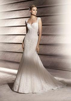 PRONOVIAS PATTY from www.BridalGown.NET $1,654