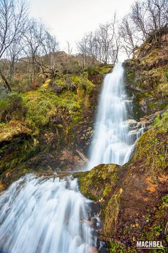 Paraiso Natural, Waterfall Fountain, All Over The World, Rivers, Spain, Nature, Outdoor, Beautiful, Art