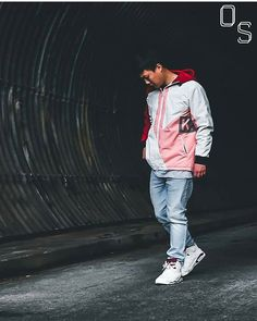 #OutfitSociety via @streetfashionchannel Presents @ohhbillyboy cometh into the  lighteth:  Kith Jacket  Farah Jeans and  Nike Air Jordan VI