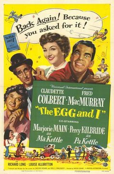 The Egg and I, 1947