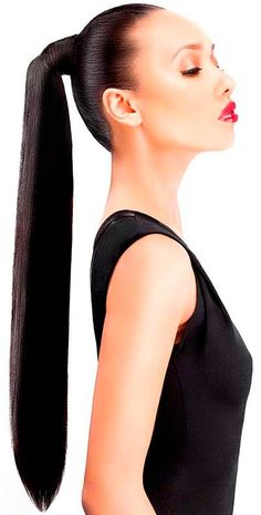 Straight Extension Ponytail