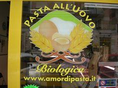 Laboratorio Artigianale Biologico Amor di Pasta #Roma #Artigianale #pastafresca #GreenWhereabouts #bio #biologico #organic