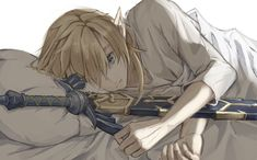 the child sleeps with his sword look at what you did you gave him ptsd The Legend Of Zelda, Legend Of Zelda Breath, Zelda Drawing, Image Zelda, Botw Zelda, Link Art, Hyrule Warriors, Link Zelda, Estilo Anime
