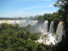 National parks and protected areas. #nationalparks #iguazufalls #argentina