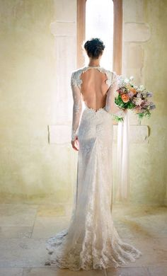 Wedding Dress Inspiration - Photo: Jose Villa