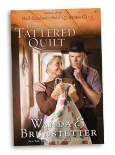 The Tattered Quilt, which is Book 2 in my Amish Quilting Club series, will be published in Aug. 2013.