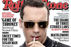Mad Men volta à TV neste domingo – viu Don Draper na capa da Rolling Stone? http://www.bluebus.com.br/mad-men-volta-a-tv-neste-domingo-viu-don-draper-na-capa-da-rolling-stone/