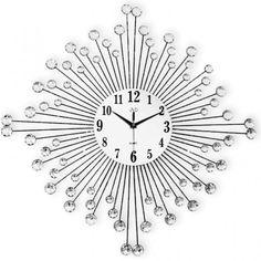 Dekoratívne hodiny JVD design HJ77, 73cm, nastenne hodiny, na stenu, dekoracie do bytu, dizajn