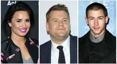 Demi Lovato lifts the lid on Nick Jonas's love life on Carpool Karaoke. Demi was quick to disclose details of Nick's past high-profile relationships with Miley Cyrus and Selena Gomez while James Corden did the driving | Breaking News