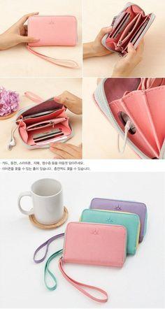 Smart wallet/ pouch