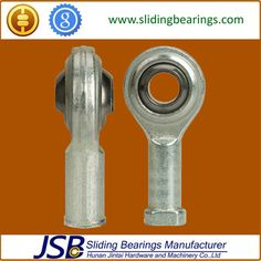 """SIZJ 6 S Rod End Bearings,1/4"" rod end ball joint bearing,rod ends joint bearing"""