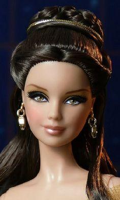 Barbie Top, Barbie Miss, Barbie Hair, Barbie And Ken, Barbie Clothes, Beautiful Barbie Dolls, Pretty Dolls, Fashion Royalty Dolls, Fashion Dolls