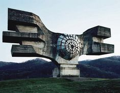 Time Travel: The Lost Monuments of Ex-Yu