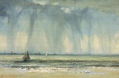 Gustave Courbet, Marine (1866)