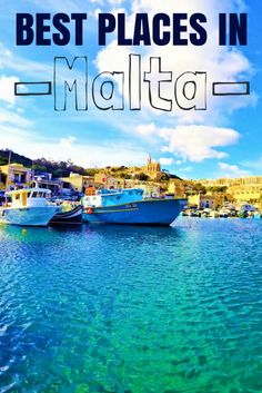 Best places to visit in Malta - A Photo Guide: