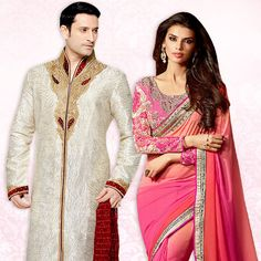 Shop for Designer Indian Wedding Sarees Online I Utsav Fashion Wedding Sarees Online, Saree Wedding, Wedding Looks, Business Fashion, Beautiful Bride, Silk Sarees, Lp, Ethnic, Pastel