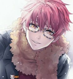 Image about boy in mystic messenger by MagicAleph OnePiece Seven Mystic Messenger, Mystic Messenger Fanart, Mystic Messenger Characters, Oc Manga, Manga Boy, Cute Anime Boy, Anime Guys, Fanarts Anime, Anime Characters
