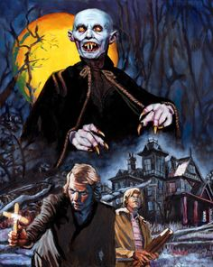 just read Salem's Lot by Stephen King Stephen King It, Stephen King Movies, Horror Movie Posters, Horror Icons, Dramas, Salem Lot, Vampires And Werewolves, Famous Monsters, Classic Horror Movies