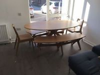 Dining Table And Chairs In Glasgow