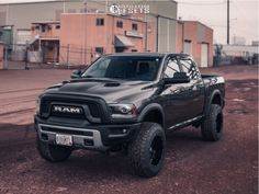 Largest Online Truck Fitment Gallery Browse the largest online truck fitment gallery, curated by enthusiasts, for enthusiasts. Find out what fits your truck and show off your ride! Ram Trucks, Dodge Trucks, Diesel Trucks, Lifted Trucks, Cool Trucks, Pickup Trucks, Ram 2500 Mega Cab, Dodge Ram Lifted, Ram Rebel