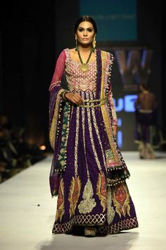 Zainab Chottani Bridal Collection for PFW 2016