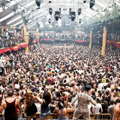 Amnesia Ibiza - Marco Carola - 27/09/2013 - on my birthday and some how missed it!!! what a zoo!