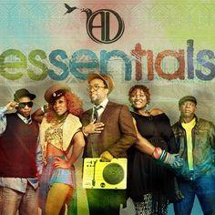 """AD """"Essentials"""" album artwork done by: Mark Dowd #ADtheBand #ArrestedDevelopment"""