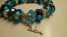 Check out this item in my Etsy shop https://www.etsy.com/es/listing/240801681/bracelet-murano-bracelet-lampwork