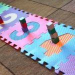 Preschooler Activity: Counting Blocks, Building Towers