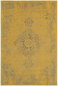 Oriental Weavers Revival 6330h Yellow