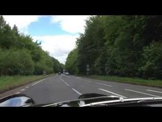 Accelerating 2.6 litre Triumph GT6 - YouTube